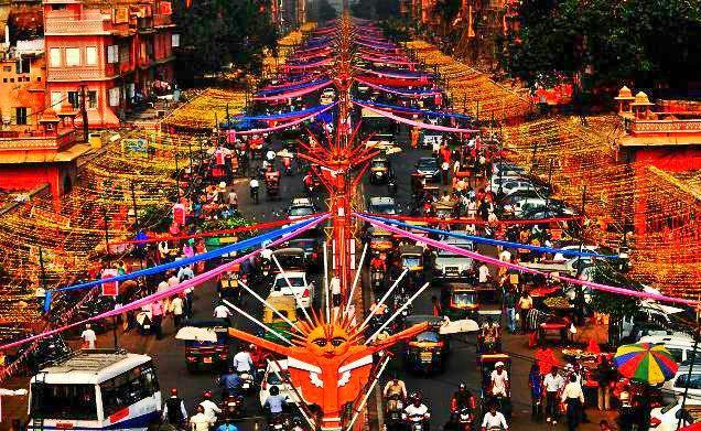 Market Jaipur