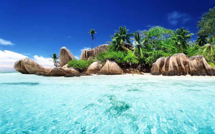 Anse Source d'Argent – Seychelles