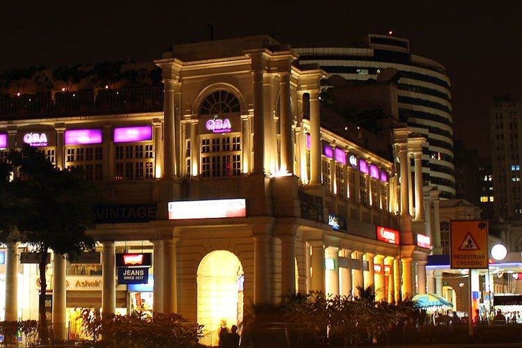 Connaught Place – A Glimpse of Delhi City