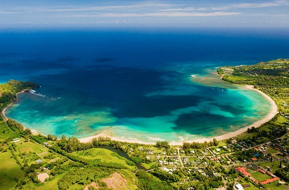Hanalei Bay – Hawaii – USA